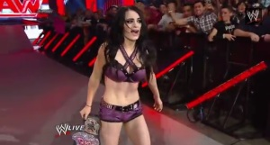 paige is champion
