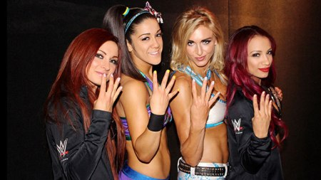 four horsewomen